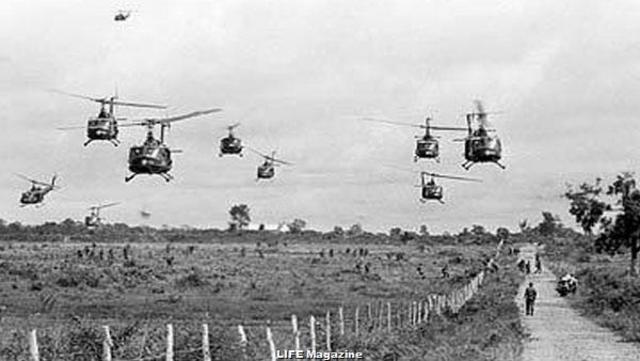 leading to Vietnam