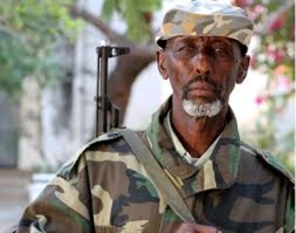 Mohamed Farah Aideed dies