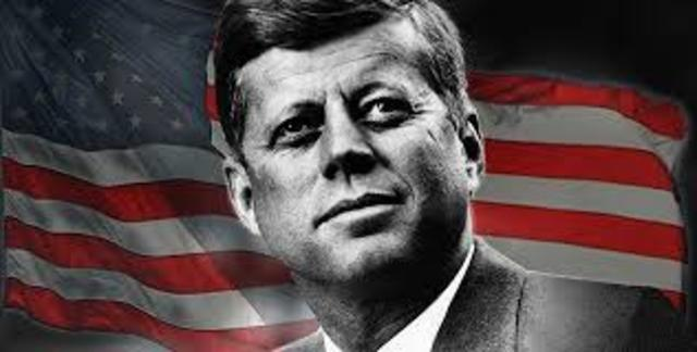 JFK is elected