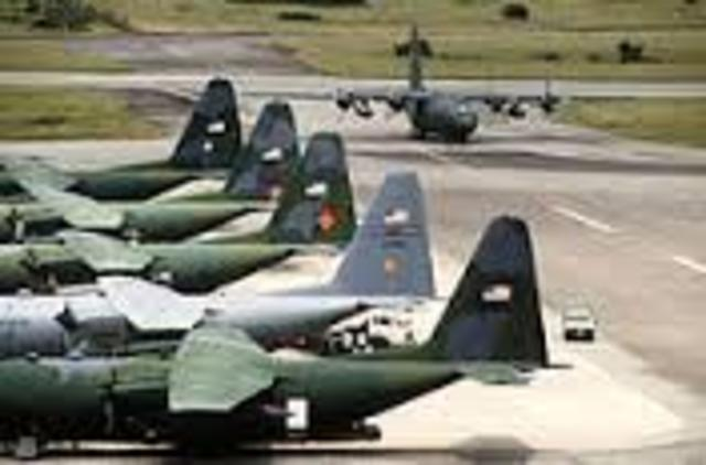 Somalia - Operation Provide Relief