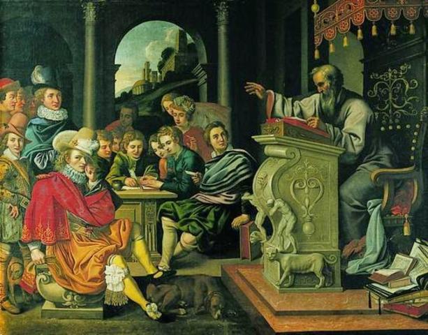 SOFISTAS  ( maestros de sabiduría)