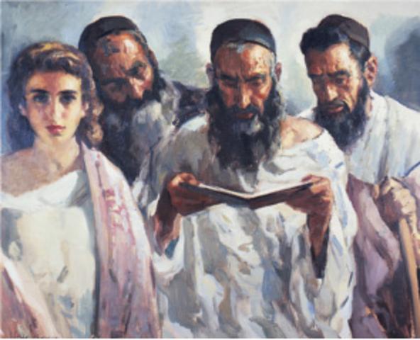 JUDAISMO Y CRISTIANISMO