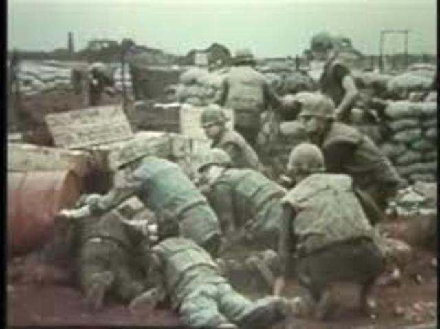 The Battle of Khe Sanh