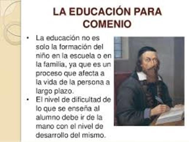 JUAN AMOS COMENIO, REALISTA.