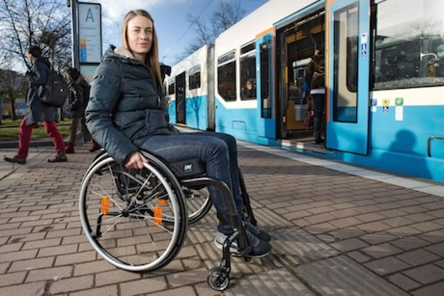 Sonja blev funktionshindrade