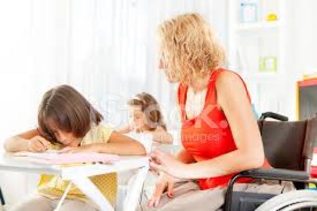 Sonja blev lärare