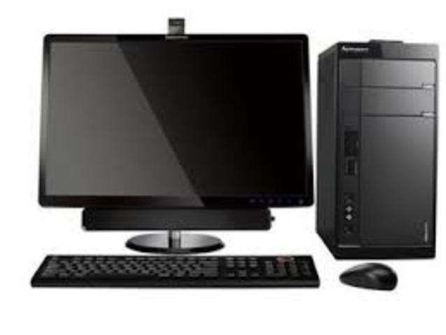Ja se utilitzar l'ordinador sol!