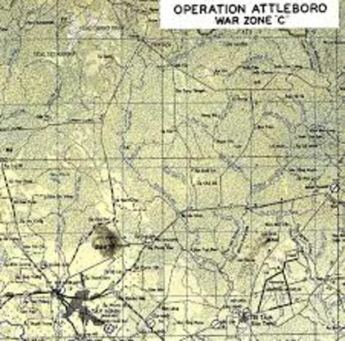 Vietnam- Operation Attleboro
