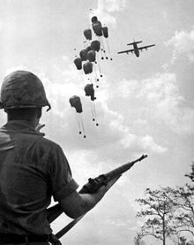 Vietnam- Operation Junction City