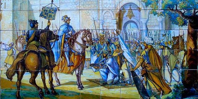 La conquista de Toledo