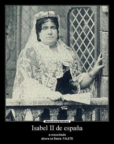 Exili de Isabel II