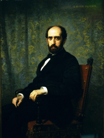 President Nicolás Salmerón y Alonso