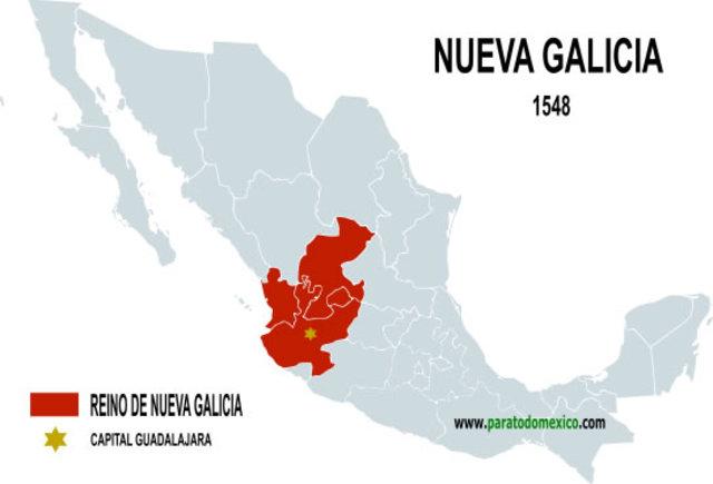 REINO DE NUEVA GALICIA DE GUZMAN