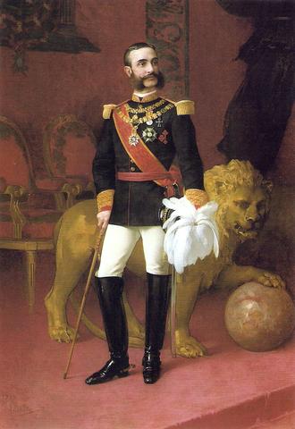 Alfons XII d'Espanya