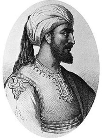 Territorio Al-Andalus-ABD Al-Rahman