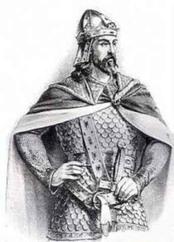Muerte de Fernando I de Castilla