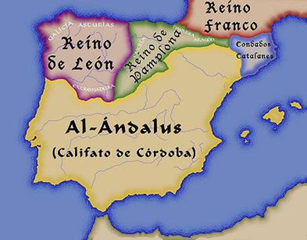 Nacimiento del Reino de Pamplona