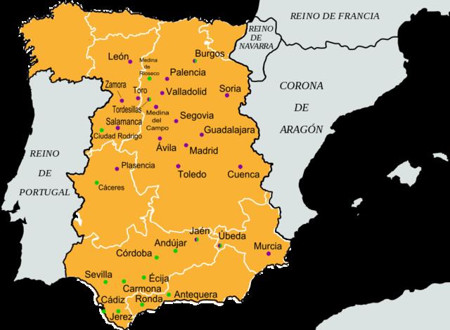 Sublevación de las Comunidades de Castilla