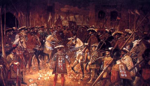 Sublevación de las Germanías de Valencia