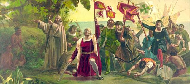 Etapa la Conquista 1492-1550