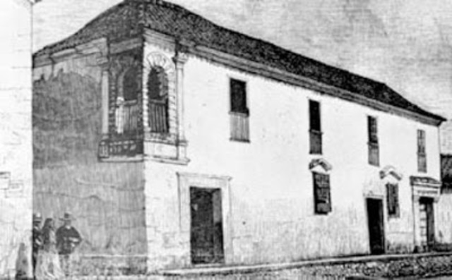 Etapa La Colonia 1550-1819
