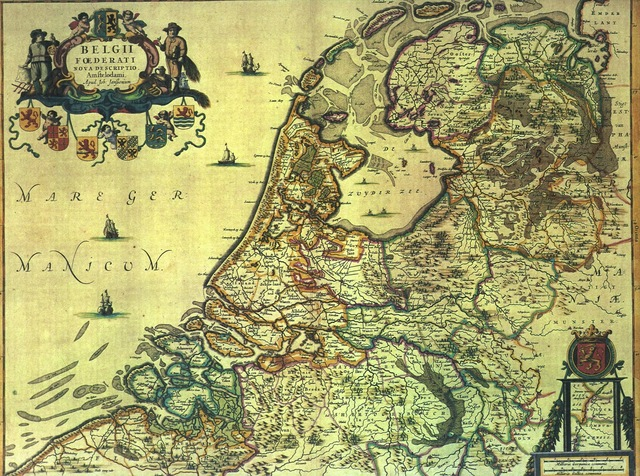 Secesión del norte de Flandes