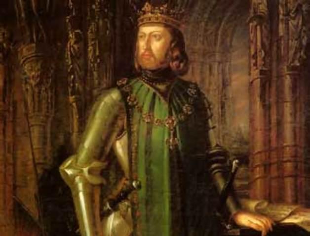 Muere Juan I de Castilla