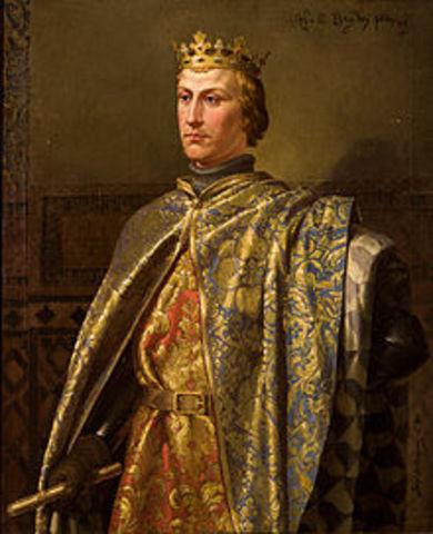 Nacimiento de Pedro I