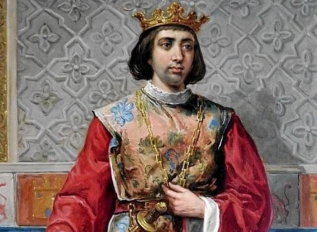 Nacimiento de Enrique IV