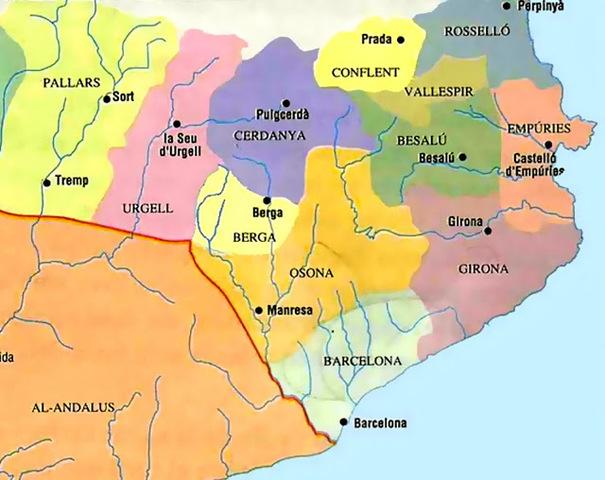 Independencia de los condados Catalanes