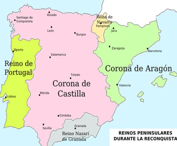Unión dinástica de Castilla y Aragón
