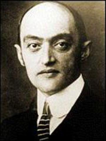 Joseph Alois Schumpeter