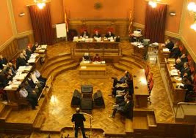Los Tribunales Administrativos