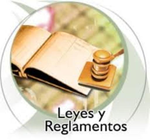 Ley de Secretarías y Departamentos