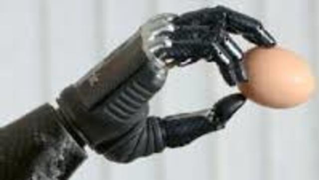 Biotecnología: manos biónicas
