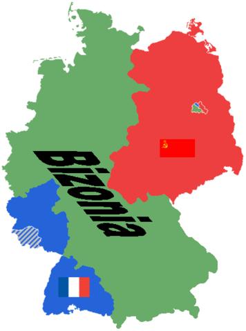 Creación de la Bizona