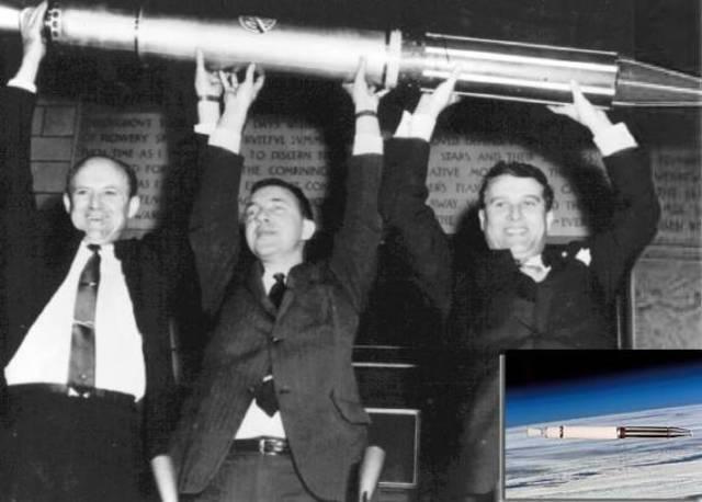 Primer satélite artificial norteamericano