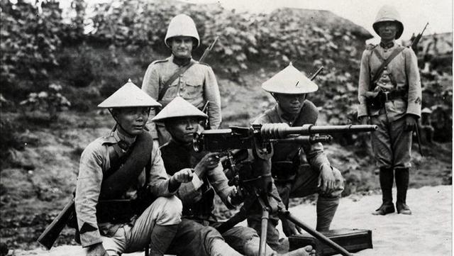 Primera Guerra de Indochina