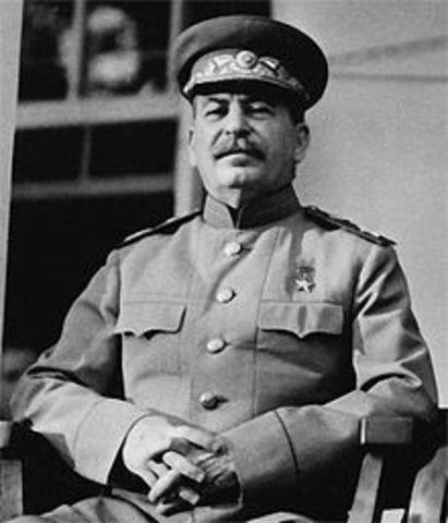 Iósif Stalin(1929-1953)
