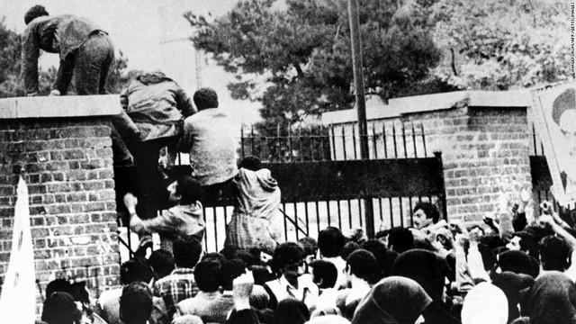 Crisis Iraní