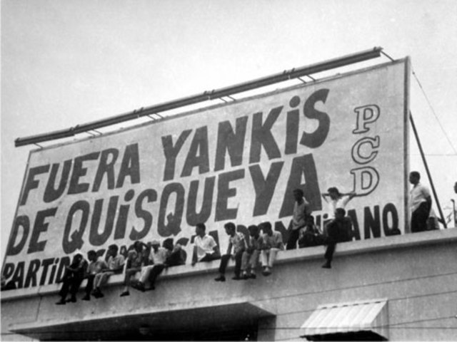 Operación Power Pack - Intervención en Santo Domingo
