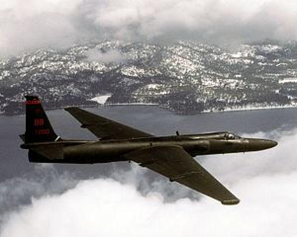 El incidente del avión U-2