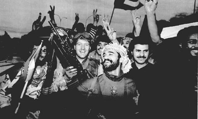 Fin de la Guerra del Golfo