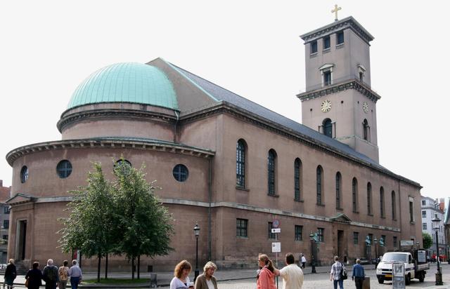 Vor Frue Kirke - Romansk og Gotisk stil