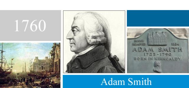 Adam Smith -Especialización del trabajo