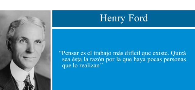 Henry Ford-Sistema de producción en línea
