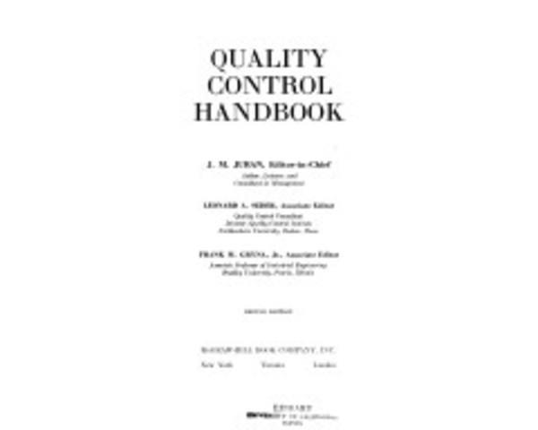 Leonard A. Seder-Técnica de prevención de defectos
