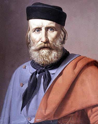 Guiuseppe Garibaldi