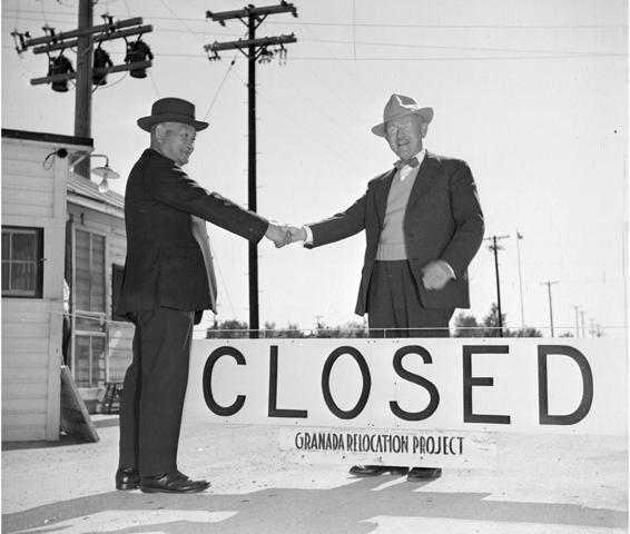 Closure of camps
