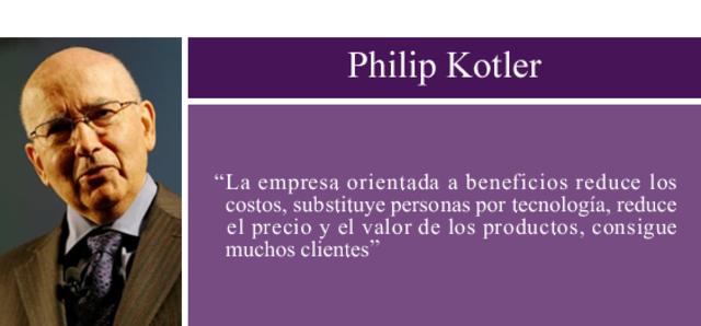 Philip Kotler-Administración de la mercadotecnia